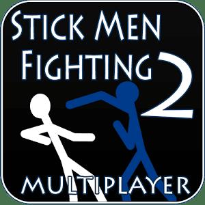 Stick Men Fighting 2