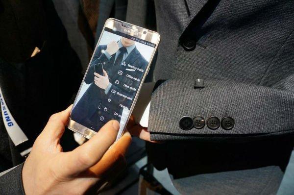 جالب ترین پوشیدنی های CES 2016 در غرفه سامسونگ