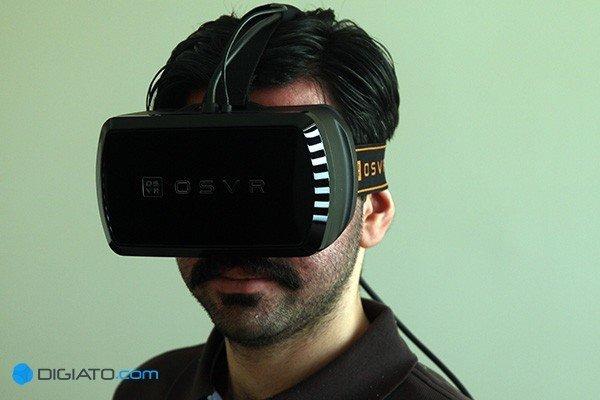 بررسی دیجیاتو؛ هدست واقعیت مجازی OSVR