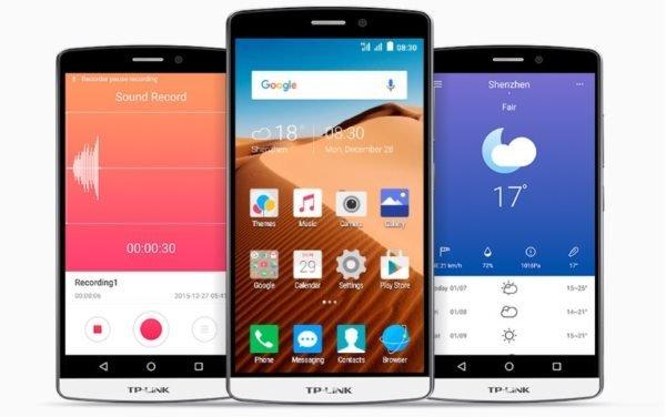 شرکت TP-Link با سه اسمارتفون وارد بازار تلفن های همراه شد
