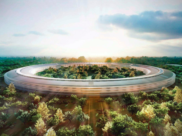 apple-will-use-recycled-water-to-help-keep-its-campus-green-w600