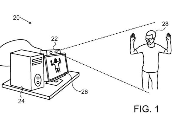 پتنت تازه اپل و تشخیص «اسکلت» دیجیتالی شما از طریق دوربین