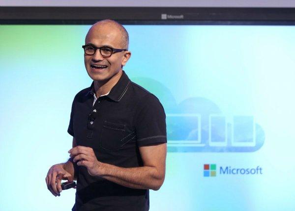 اما برای نخستین بار بعد از سال ها، باد موافق برای مایکروسافت شروع به وزیدن کرده است.