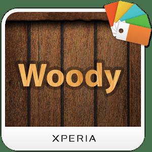 Xperia™ Theme - Woody