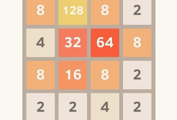 2048-mobile-game