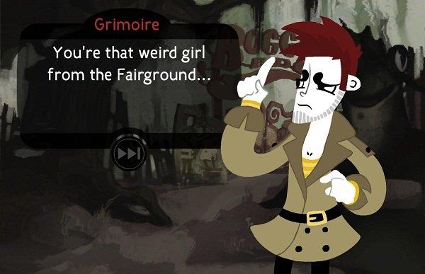 Detective-Grimoire