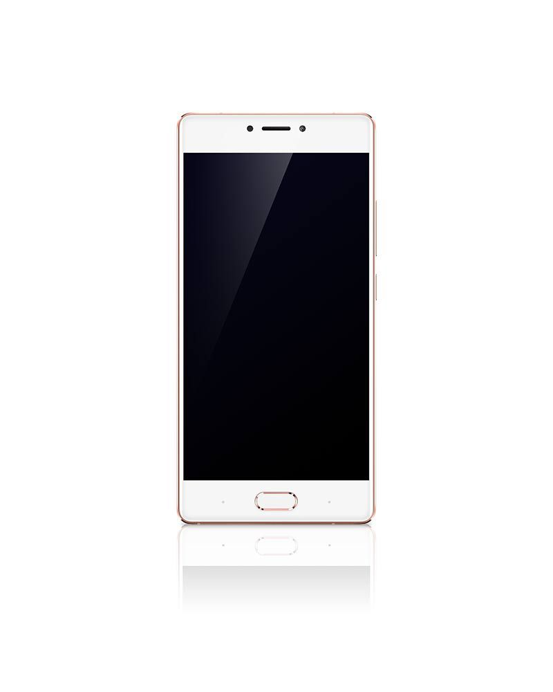 Gionee-S8-Gold-Front