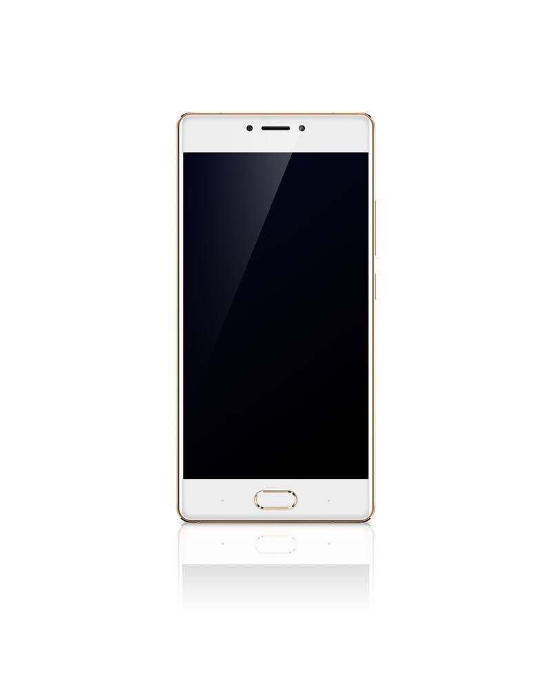 Gionee-S8-Silver-Front