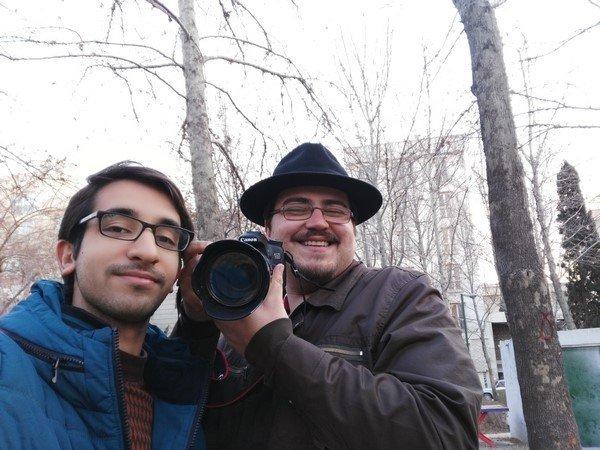 گالری تصاویر دوربین هواوی Shot X