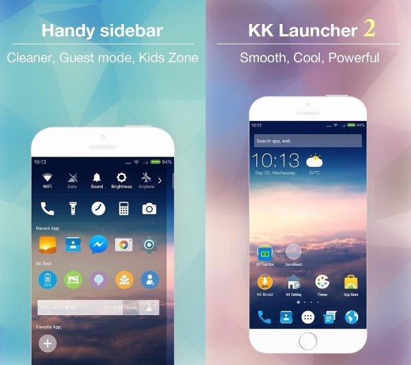 KK Launcher 1