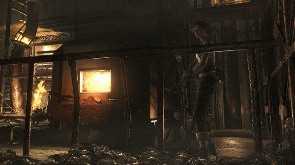 Resident Evil Zero2