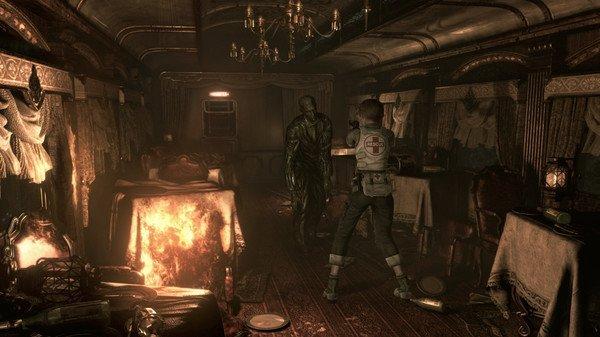 Resident Evil Zero5