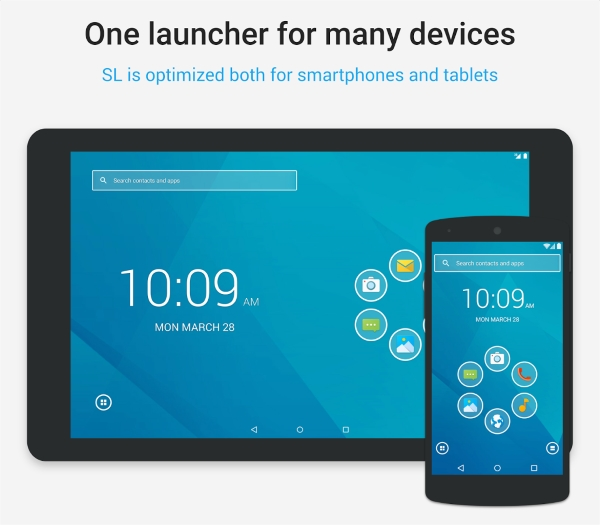 Smart Launcher 3 One