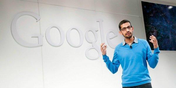 کمتر از یک سال بعد، زمانی که ساختار گوگل دگرگون گشت و آلفابت متولد شد، جای تعجبی وجود نداشت که ساندر پیچای تبدیل به مدیر عامل گوگل شد چرا که قبل از آن نیز، وی مدیریت بیشتر هسته اصلی تجارت را در دست داشت.