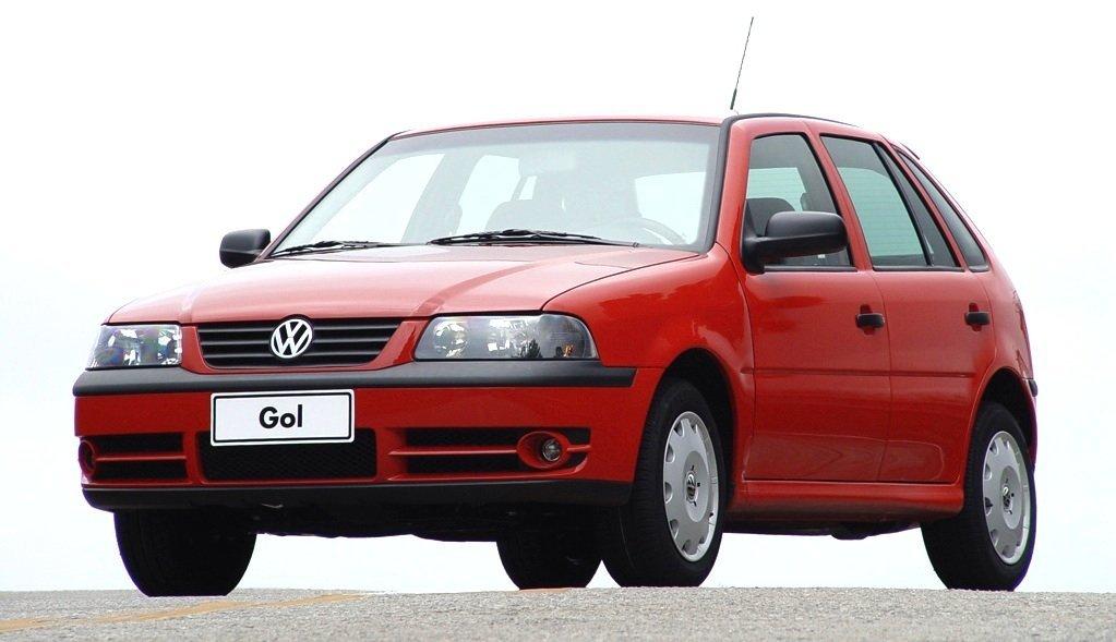VW GOL-1