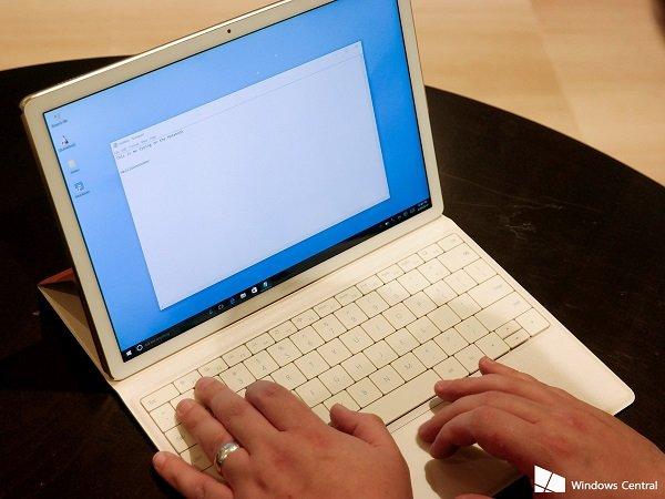matebook-keyboard-typing