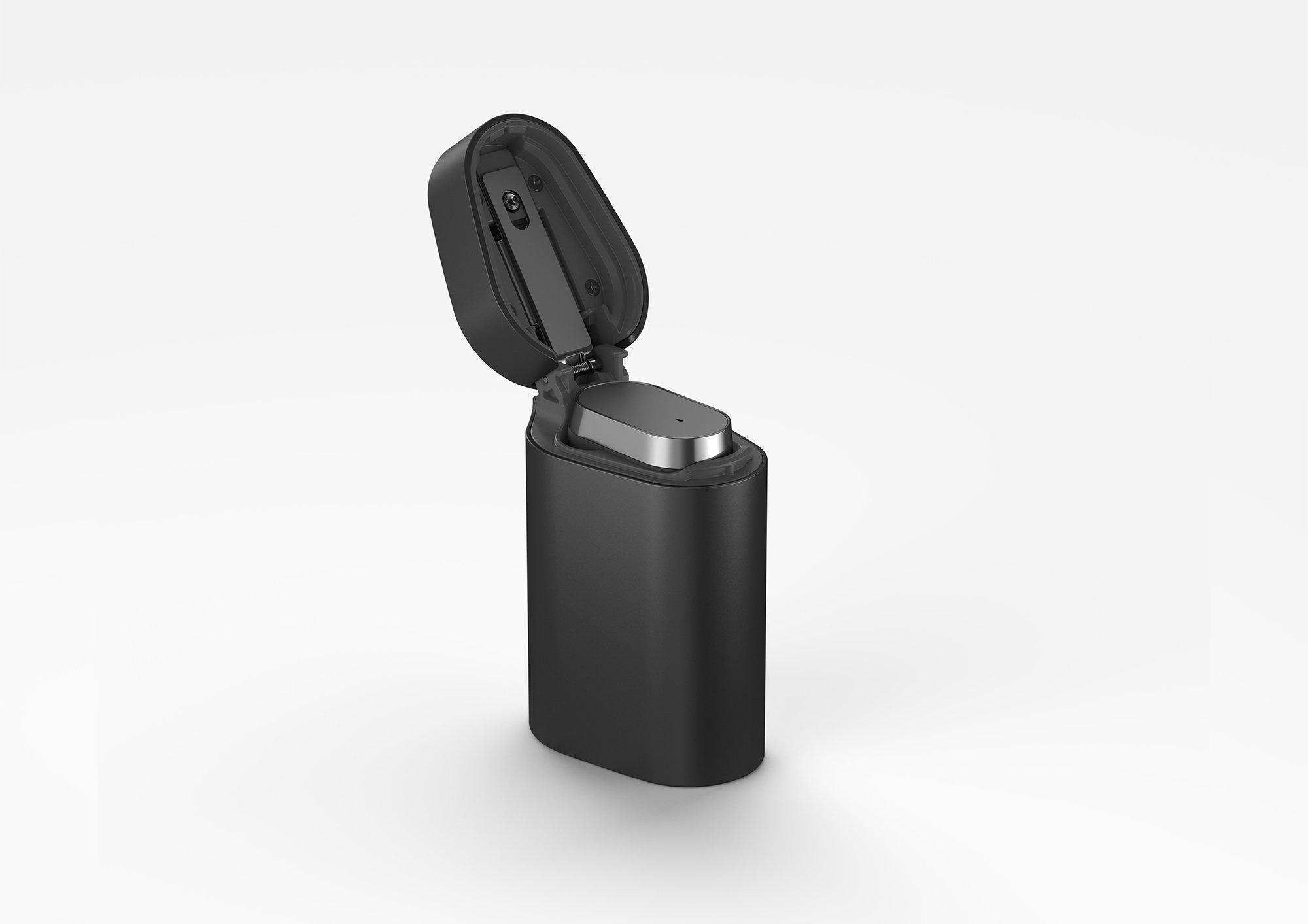 xperia ear grey design