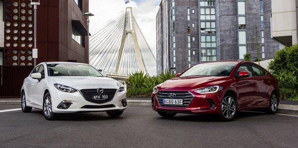 2016-Mazda-3-Touring-Sedan-v-2016-Hyundai-Elantra-Elite-1