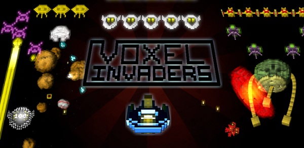 Voxel_Invaders