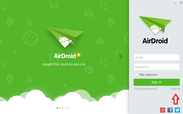 airdroid-sign-up