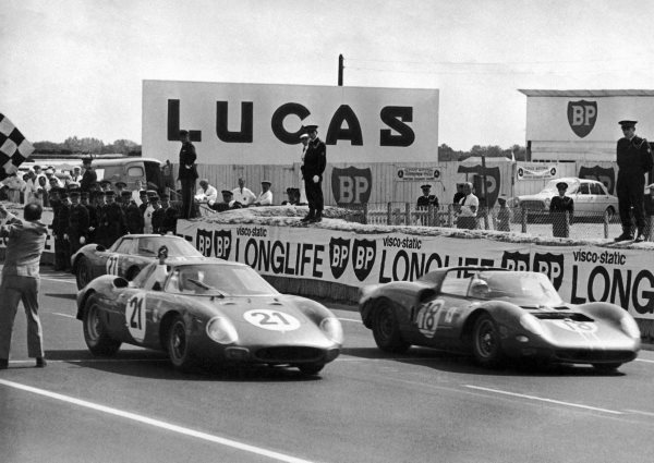 ferrari-ruled-le-mans-at-the-time-enzo-and-his-team-had-dominated-the-grueling-24-hour-long-endurance-sports-car-race--winning-six-times-in-a-row-from-1960-1965