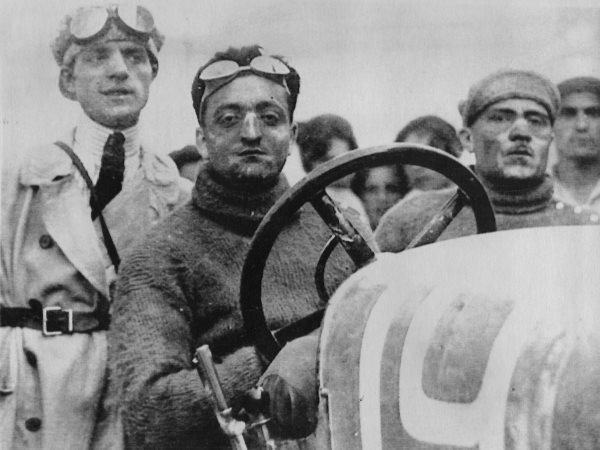 in-1908-a-ten-year-old-enzo-ferrari-saw-his-first-car-race-and-immediately-became-hooked-as-a-young-adult-enzo-was-drafted-by-the-italian-army-to-fight-in-world-war-i
