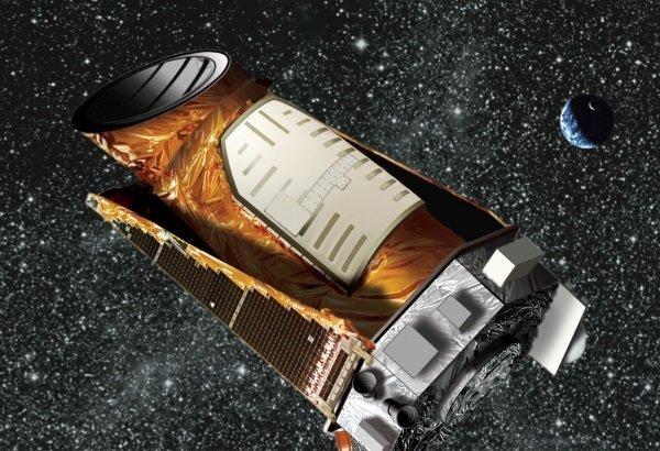 Kepler spacecraft artist render crop - فضاپیمای کپلر به پایان عمر خود نزدیک می شود