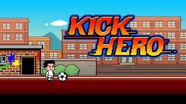 Kick-hero-mobile-game