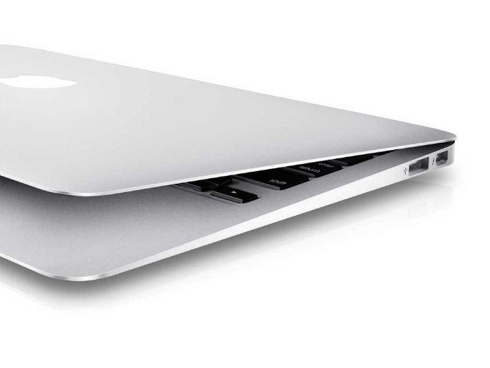 در نهایت می رسیم بهMacBook Air محصولی که شاید به انتهای راه خود رسیده باشد.