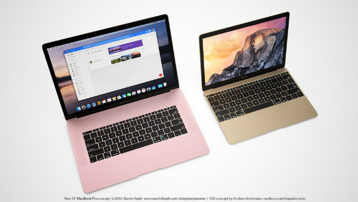 سوال بعدی مرتبط با رنگ لپ تاپ هاست. احتمالا خاکستری، طلایی و نقره ای؛ همانند آیفون و مک بوک ۱۲ اینچی. ولی اصلا بعید نیست که اپل، رنگ «رزگلد» را هم به گزینه های موجود در محصولاتش اضافه کند. از سوی دیگر قیمت این محصولات نیز کاملا نامشخص است و نباید انتظار ارزان بودن شان را داشت. مک بوک ۱۲ اینچی اپل اکنون با قیمت ۱۲۹۹ دلار به فروش می رسد.