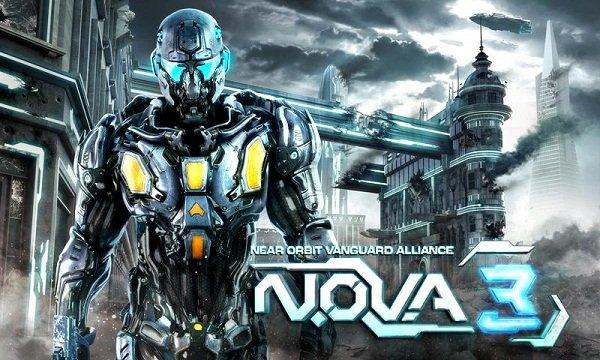 N.O.V.A 3 - fps