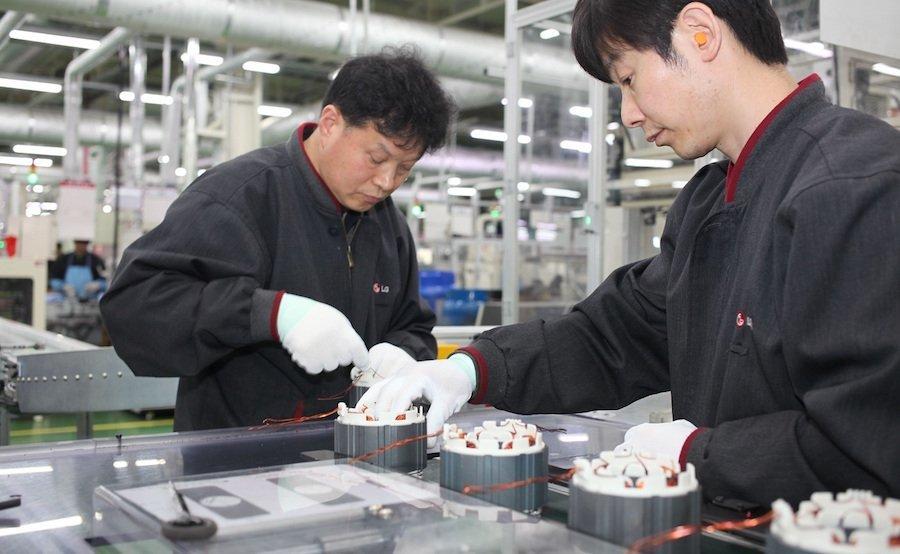 5. LG Changwon Factory