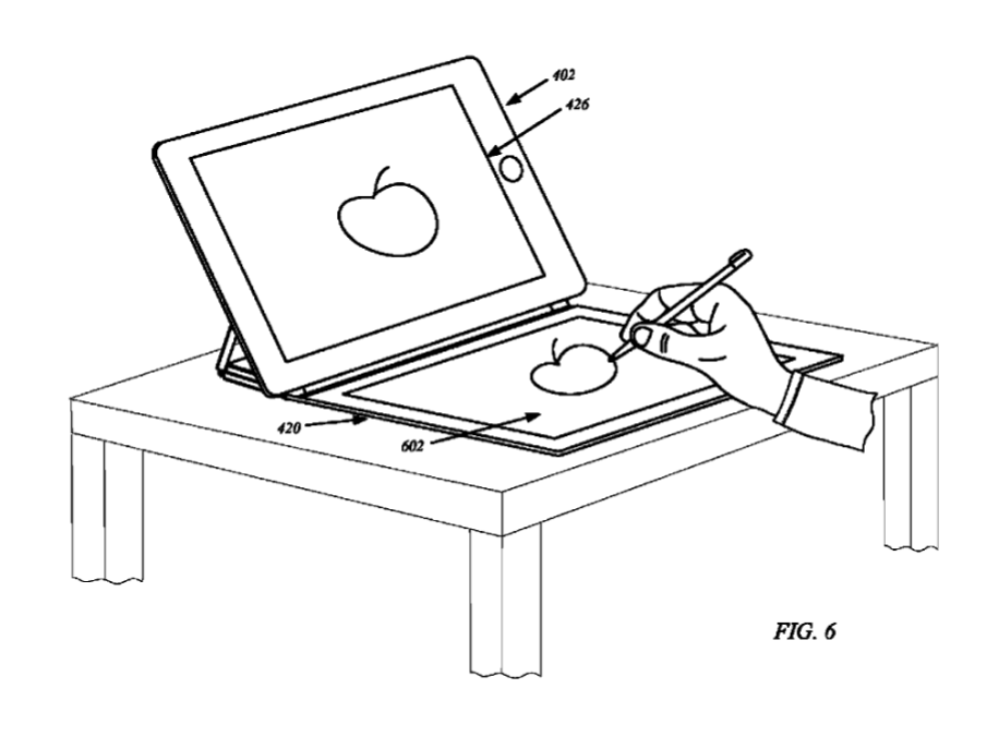 A-second-touchscreen-on-the-Smart-Cover-would-support-as-stylus