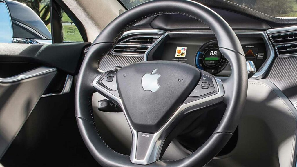 Apple-Car-Project-Titan