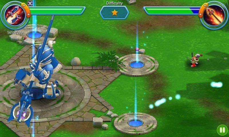 Herobots-Build to Battle-game
