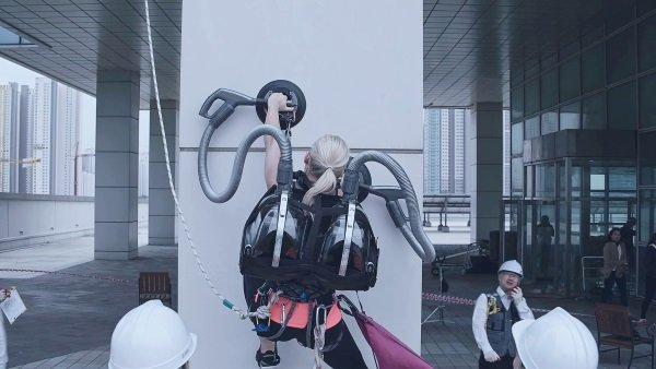 LG CordZero Climbing Stunt 2(1)