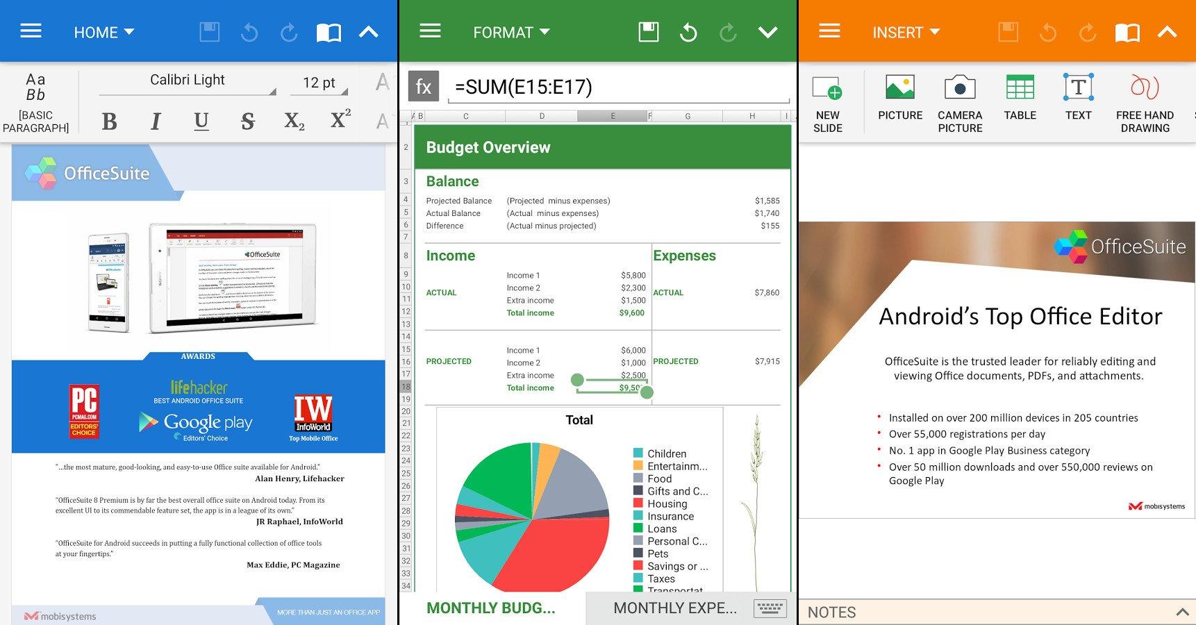 OfficeSuite--PDF