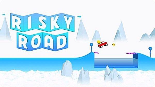 معرفی بازی Risky Road؛ کچاپ دیگر آن طعم همیشگی را ندارد