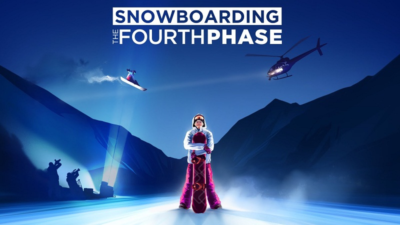 Snowboarding The Fourth Phase-Red Bull