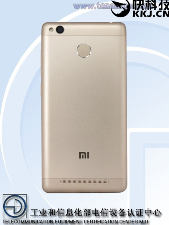 The-Xiaomi-Redmi-3A-is-certified-in-China-by-TENAA2