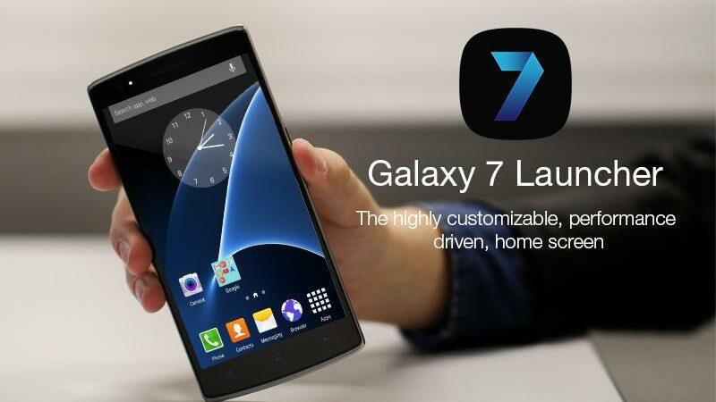 از زمانی که سامسونگ موبایل های پرچمدار جدیدش گلکسی S7 و S7 اج را معرفی کرد، بسیاری شیفته تغییرات به کار رفته در رابط کاربری آن شدند اگر شما هم جز این دسته از علاقه مندان باشید، برای چشیدن لذت کار با این رابط کاربری دو راه دارید: یا یکی از پرچمداران جدید سامسونگ را بخرید و یا با اپلیکیشن های لانچر آن را در موبایل فعلی تان شبیه سازی کنید برای آنهایی که می خواهنداقتصادی تر عمل کنند، ما لانچر رایگان Galaxy 7 Launcher را پیشنهاد می کنیم که نه تنها در شبیه سازی ظاهر تاچ ویز در S7 موفق بوده، بلکه امکانات بیشتری هم به آن اضافه کرده تا بتوانیم آن را یکی از قدرتمندترین و قابل شخصی سازی ترینلانچرهای اندرویدی موجود بدانیم Galaxy 7 Launcher آنچه خوبان همه دارند