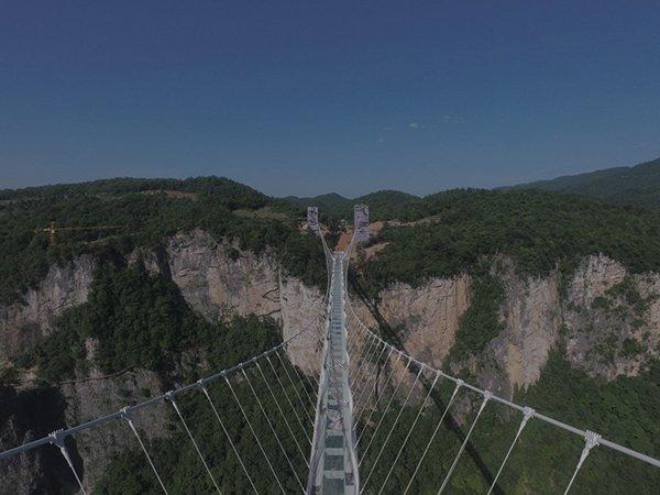 2 zhangjiajie grand canyon tourism management co