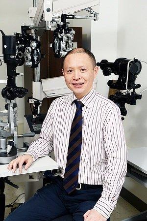Dr.Gang Luo-Harvard Medical School