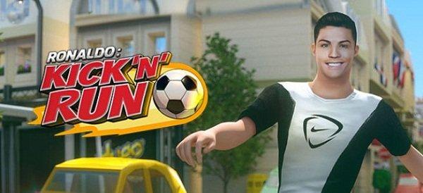 Ronaldo-KicknRun