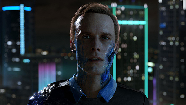 سازنده Detroit: Become Human