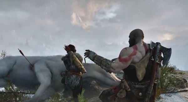god of war-kratos