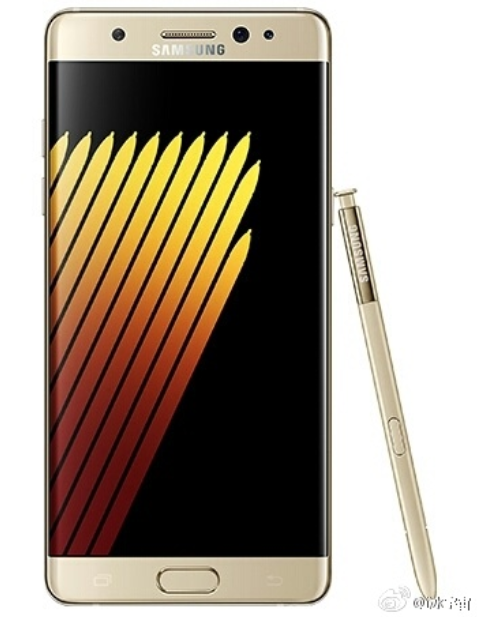 Gold-Samsung-Galaxy-Note-7-renders-surface