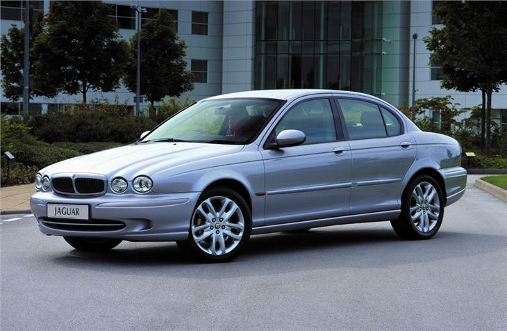 Jaguar X-Type (1)