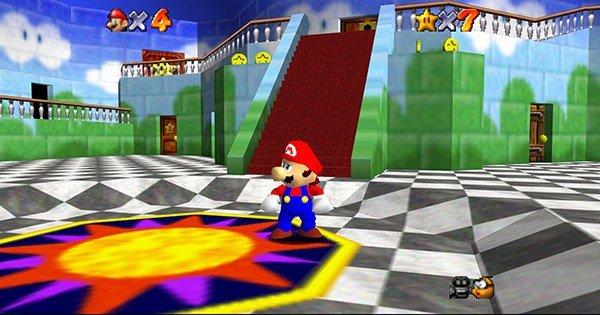 Mario-64