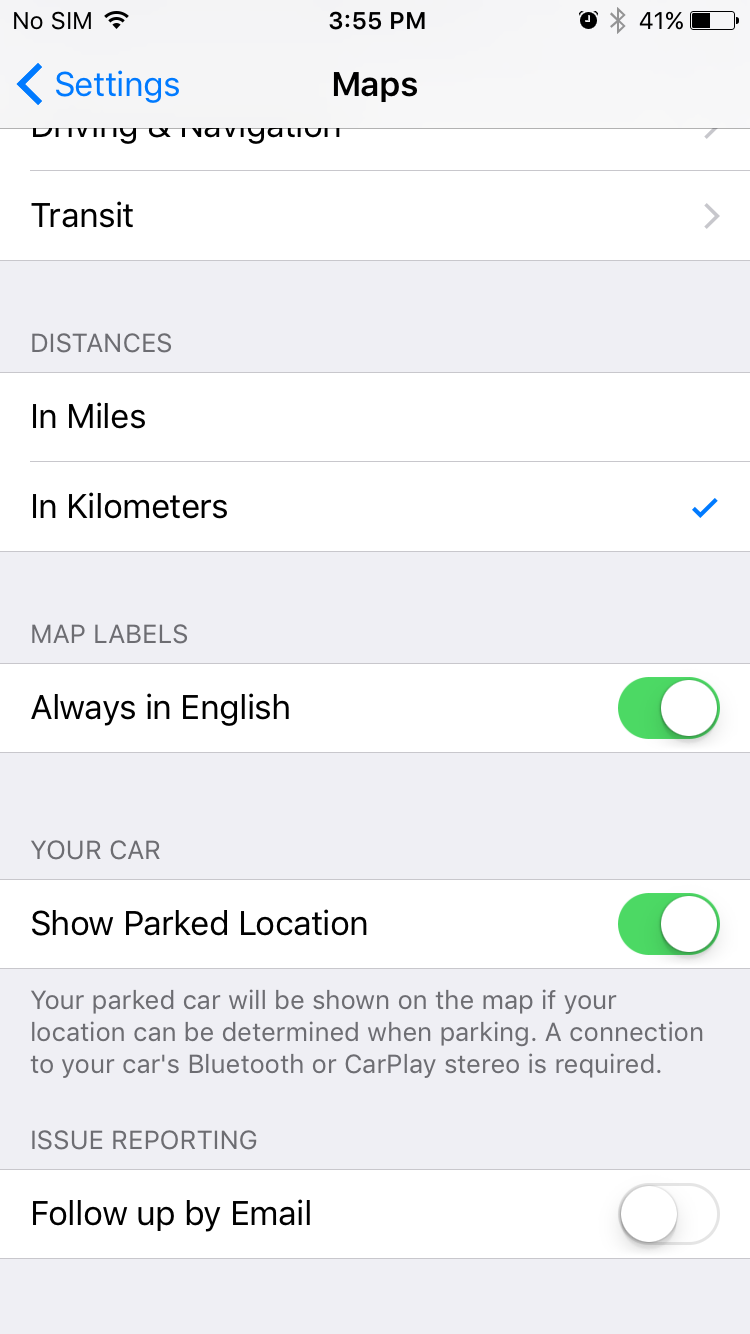 New-option-to-keep-track-of-where-you-parked